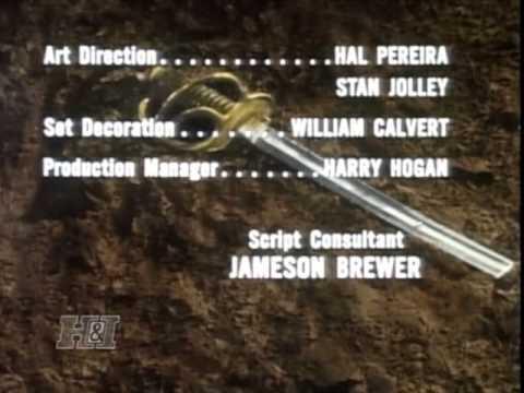 Branded Closing (1966)/ KingWorld Productions *Dark & Slightly Red (1984)