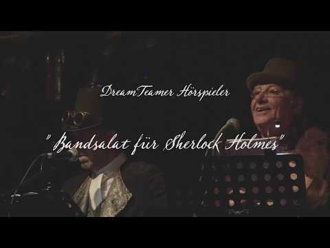 Bandsalat für Sherlock Holmes Live