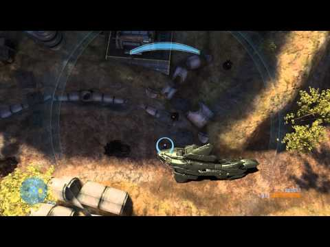 Halo 3 - Forge in Campaign - Tsavo Highway