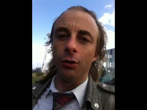Paul Foot Video Log - Emirates Cable Cars in London
