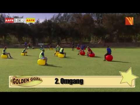 Golden Goal - Hoppeballfotball med Aalesund