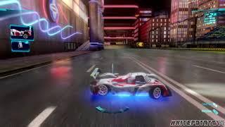 Cars 2: The Video Game | Shu Todoroki - Ginza Sprint! | WhitePotatoYT!
