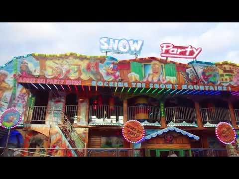 snow party - funhouse - kermis breda ginneken - cameron - www