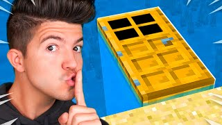 Top 105 Most SECRET Minecraft Houses!