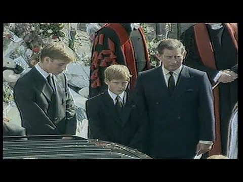 Princess Diana's sons speak about losing their mother