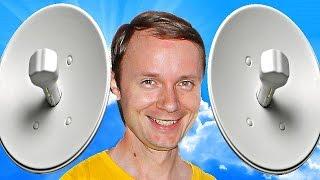 видео Мощный WiFi роутер для дома и его радиус действия