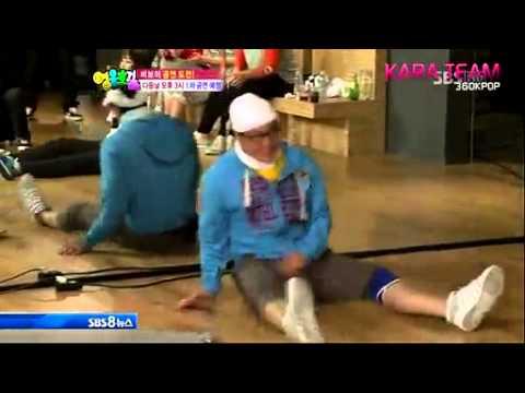 [Vietsub] Heroes - Jiyeon T-Ara nhảy B-Boy
