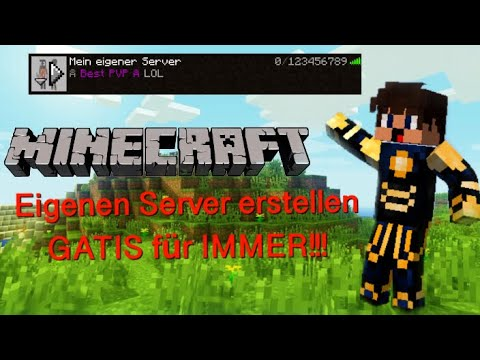 How To Get A Minecraft Server For Free Myhiton - Minecraft pocket edition server erstellen kostenlos