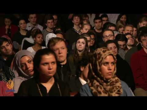 """Head to Head Al Jazeera: """"Has political Islam failed?"""" Mehdi Hasan and Tariq Ramadan"""