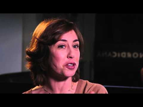 Sofie Gråbøl & Søren Malling interviewed at Nordicana 2015