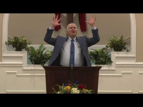 The God of the Second Chance (Pastor Charles Lawson)