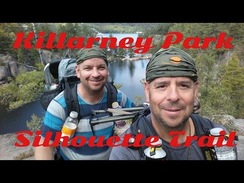 Killarney Provincial Park La Cloche Silhouette Trail 2016