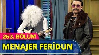 Menajer Feridun - Virtüöz   Güldür Güldür Show 263.Bölüm