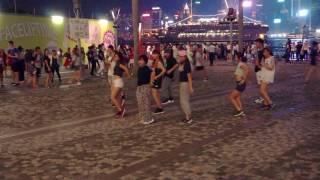 2016 2017 twc su dance soc oday flash mob