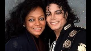 Michael Jackson and Diana Ross It