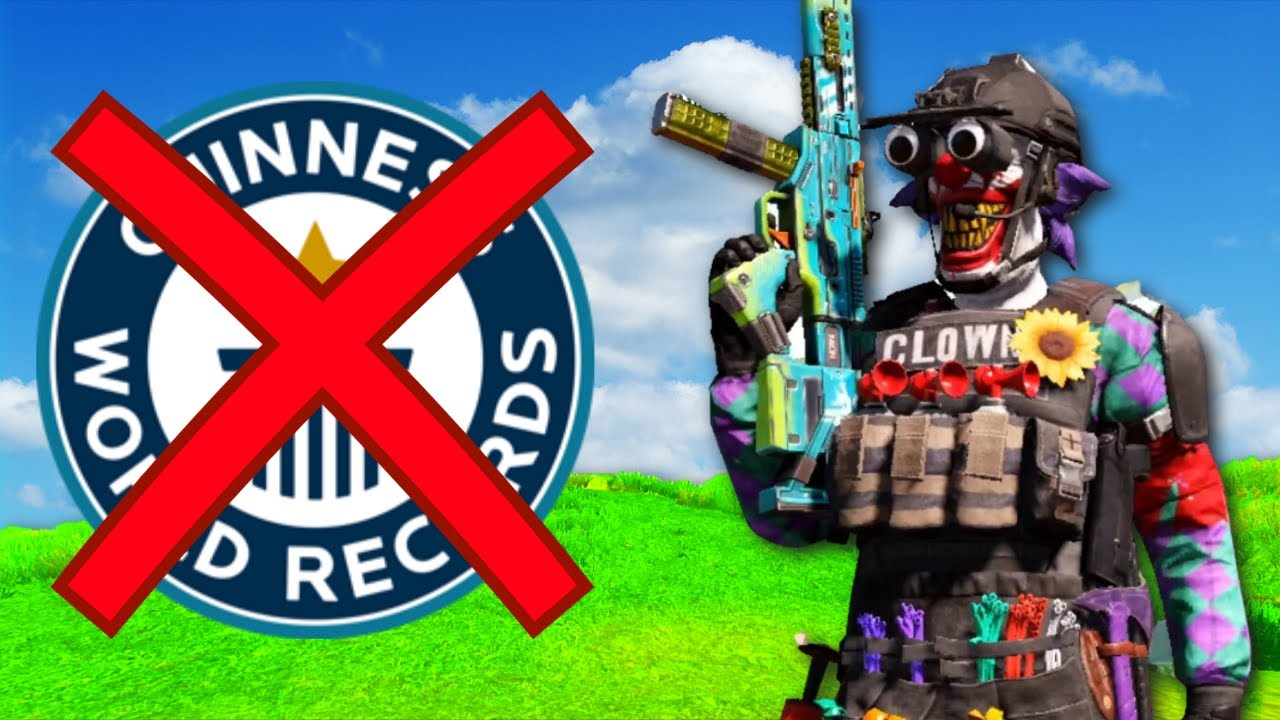 MY WORLD RECORD GAME got RUINED... 😢 (COD MOBILE)