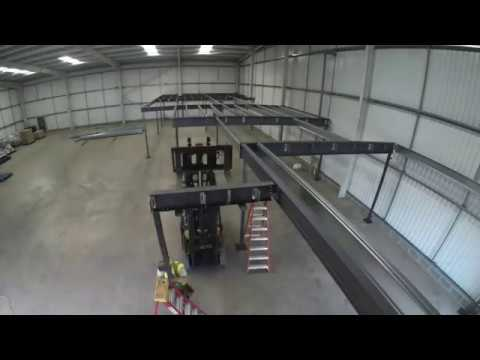 Western Industrial Business Interiors Thirsty Work Time Lapse Video