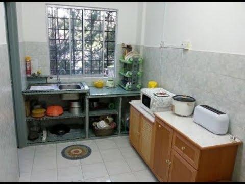 Desain Dapur Sederhana Dan Ramah Lingkungan  YouTube
