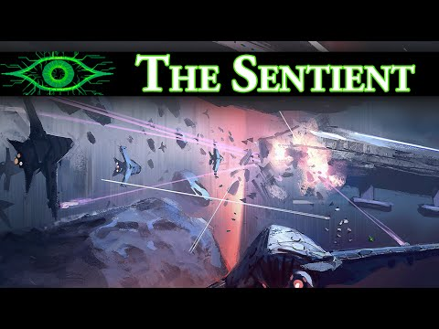 The Sentient gameplay -- Ep 1 - Spaceship simulator in early access -- Steam (PC) -- lets play