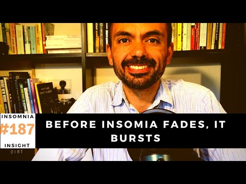 Insomnia Insight #187: Everyone Considering Or Starting CBTi Needs To Know This