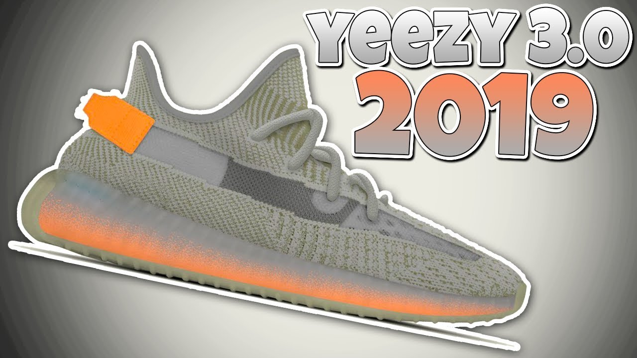 65c90e713d1ca FIRST LOOK* YEEZY BOOST 350 V2 3.0 RELEASE INFORMATION! (INSANE DROP ...
