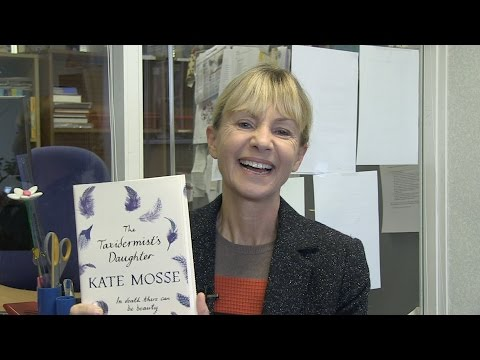 Kate Mosse  'The Taxidermist's Daughter'