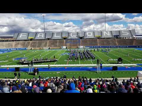 State Finals 2018- Air Academy High School Marching Band