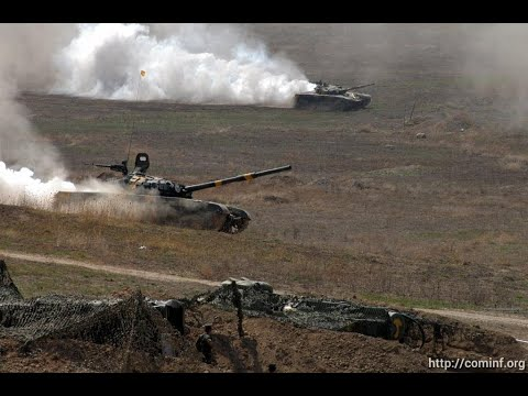 Конфликт в Нагорном Карабахе продолжается