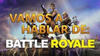 VAMOS A HABLAR DE: BATTLE ROYALE - OPINIÓN