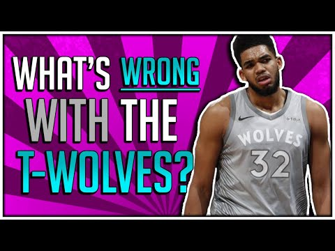 The REAL reason the Minnesota Timberwolves are SO BAD