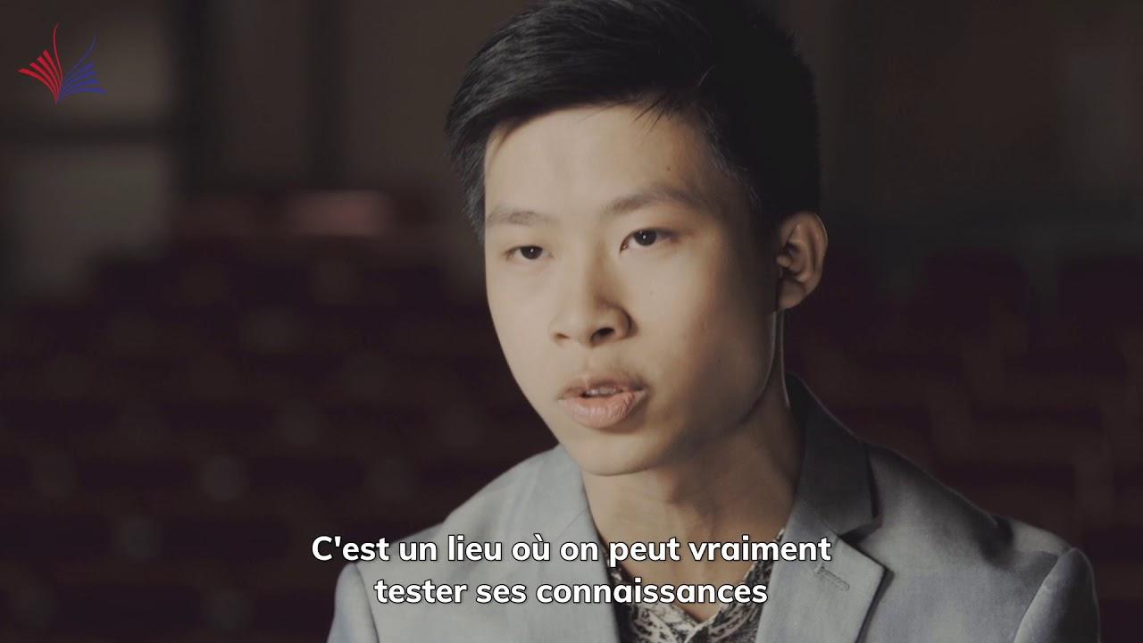 video: CMC Ambassdor: Violinist Kerson Leong