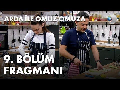 Arda ile Omuz Omuza 9. Bölüm Fragmanı - Alina Boz