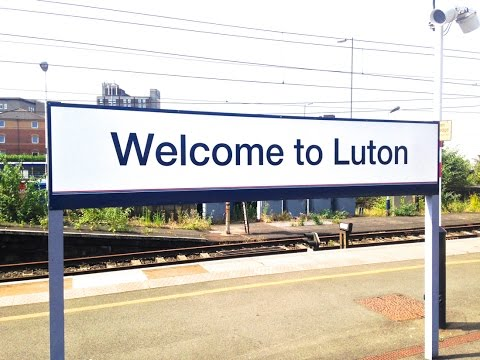Full Journey on Thameslink (Class 319) from Luton to St Albans (via Wimbledon, Sutton and Mitcham)