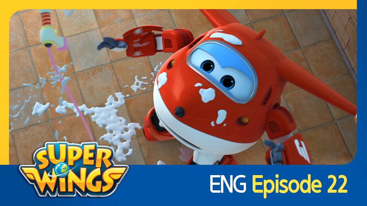 super wings ep 22 a winning recipe eng youtube. Black Bedroom Furniture Sets. Home Design Ideas