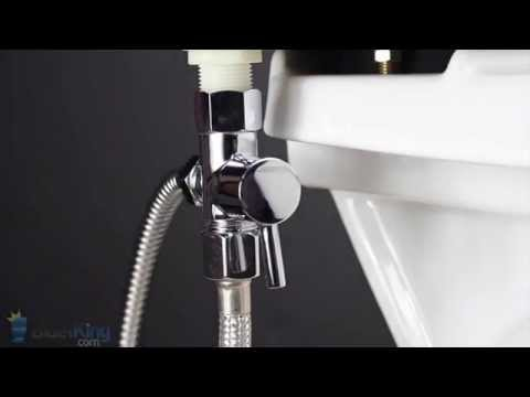 Brondell Cleanspa Hand Held Luxury Sprayers From Bidetking Com Youtube