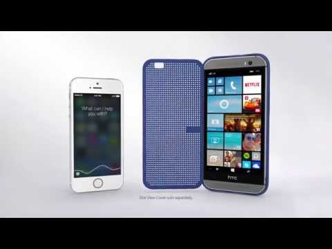 Microsoft - Siri vs Cortana - What Did You Say? | Commercial 2014