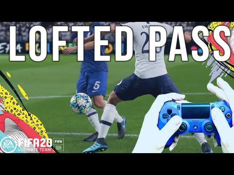 FIFA 20 - OVERPOWERED LOFTED PASS/THROUGH BALL (TUTORIAL) Why Is It So OP?