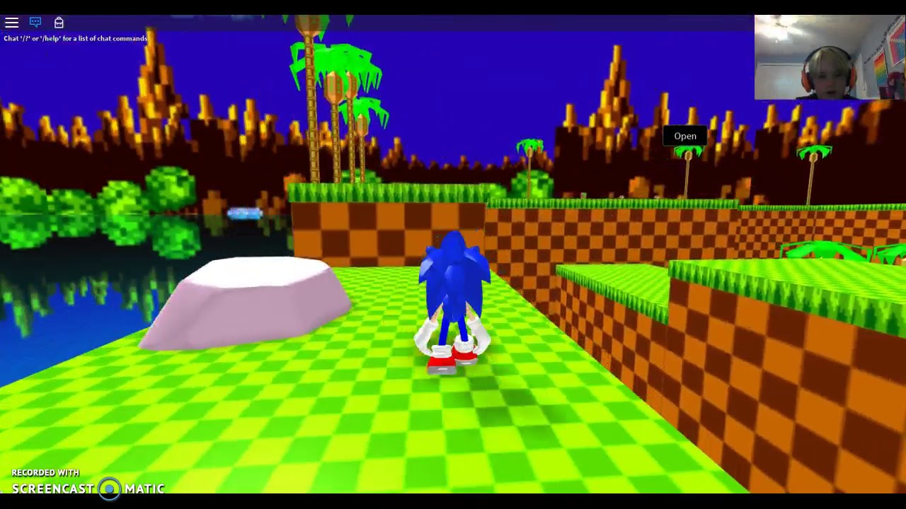 Sonic Got A Hair Cut Sonic The Hedgehog Classic 2 Youtube