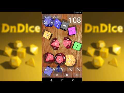 Dndice 3d Rpg Dice Roller Apps On Google Play