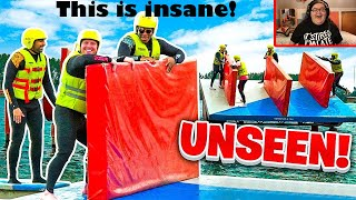 The Unseen Sidemen Wipeout Footage!?! (MoreSidemen reaction)