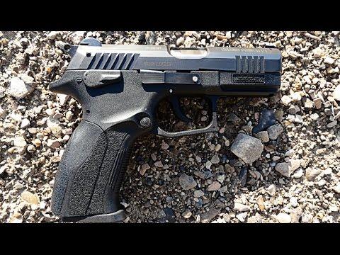 Grand Power P1 Mk7 Pistol - FULL REVIEW (1080HD) - REX REVIEWS