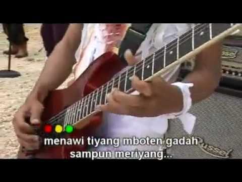 Aja Meriyang - Agus Riyanto (AR G'one)