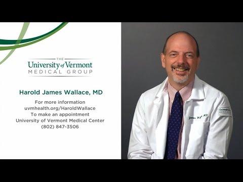 Jim Wallace, MD, Medical Director, Radiation Oncologist - Burlington, VT, The UVM Medical Center