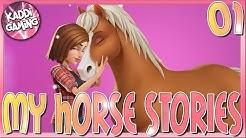 GRATIS Spiel! - Umzug auf die Pferdefarm 🐴 My Horse Stories #01