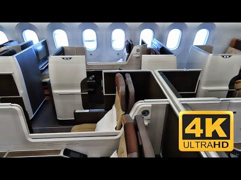 OMAN AIR | BUSINESS CLASS | BANGKOK - MUSCAT | BOEING 787-8