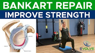 Bankart Repair | Improving Shoulder Girdle Strength and Stability | Part 8