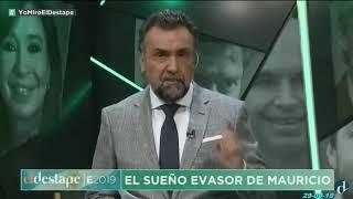 Horacio Verbitsky con Roberto Navarro - La guarida fiscal de Macri en CABA