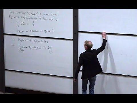 Analysis III - Integration: Oxford Mathematics 1st Year Student Lecture: