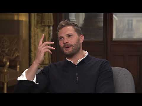 Jamie Dornan Returns As Christian Grey for Final Time