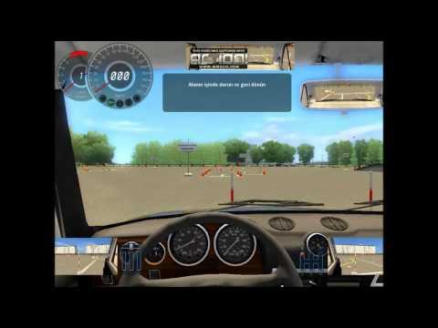 3D City Car Driving-Acemi Soför-Görev 2 [TÜRKÇE]